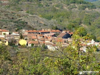 Sierra del Rincón-Río Jarama; senderismo vall de nuria sierra cerca de madrid patones madrid